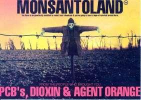 No alla Monsanto...la fabbrica della morte dal 1901