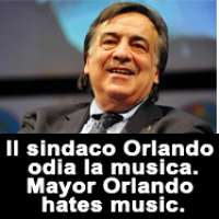 Il sindaco odia la musica - The Mayor hates music