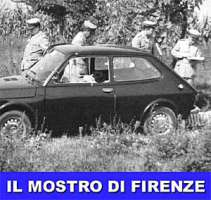 29 Luglio, la giornata delle vittime del mostro di Firenze.