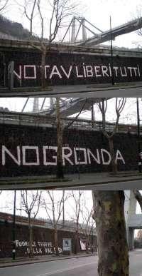 NO a CGIL Liguria su Gronda e III Valico-invito alla lotta