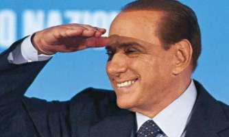Berlusconi al potere, Letta vada a letto!