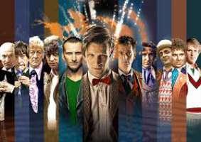 Cast di Doctor Who in Italia!