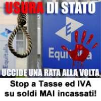 Stop a TASSE ed IVA su soldi MAI INCASSATI!