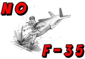 Democratici fermate l'acquisto degli F35