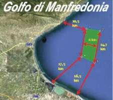 Pale eoliche off shore nel Golfo di Manfredonia