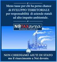 No TAX AREA Brindisi - Taranto