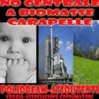 FERMIAMOLI!!NO CENTRALE A BIOMASSE A CARAPELLE(FG)