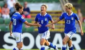Maggiori investimenti per il calcio femminile