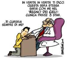 Medici pubblici e attività privata.