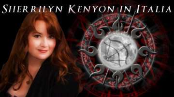 Portiamo Sherrilyn Kenyon in Italia