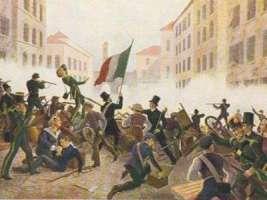 contro l'indipendenza di veneto e lombardia