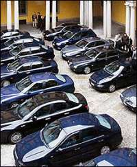 abolizione della tassa di possesso automobilistica