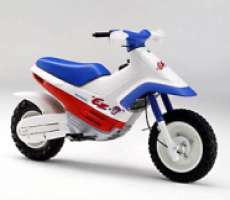 Rivogliamo in produzione l'Honda EZ-9 Cub