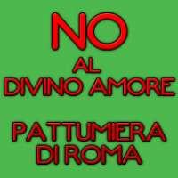 NO DISCARICA AL DIVINO AMORE - Loc. Falcognana