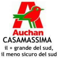 MESSA IN SICUREZZA DELL'AUCHAN CASAMASSIMA