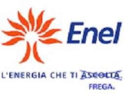 ENEL energia: Riprende i soldi ai terremotati