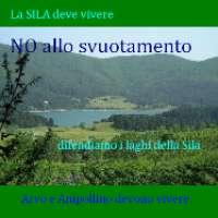 Salviamo i laghi della Sila