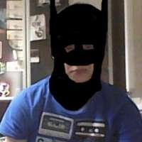 Vogliamo Simone Ferrini come nuovo Batman!