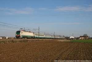 Ripristino Intercity 586 Napoli-Milano