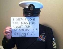 NO ALL'ITALIA IN GUERRA IN SIRIA!