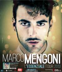 3°IN SICILIA  per L'ESSENZIALE TOUR 2013 DI MARCO MENGONI