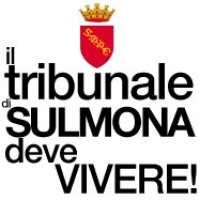 Soppressione del Tribunale di Sulmona
