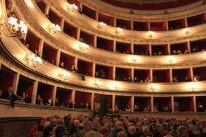 Riapertura a breve termine del Teatro dell'Unione a Viterbo.