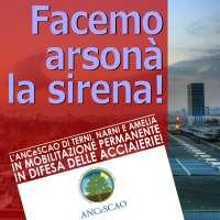 FACEMO ARSONA' LA SIRENA