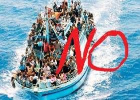Diciamo NO all'abolizione della legge Bossi-Fini