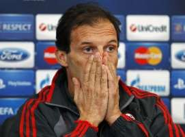 Allegri OUT