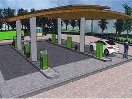 Attivazione di un distributore di carburanti a Rosolina Mare