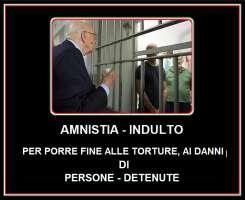 Umiltà verso i fratelli detenuti
