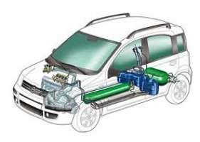 Auto Pubbliche a Metano