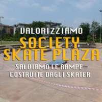 Valorizziamo la Society Plaza, e salviamo le rampe
