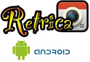Retrica per Android
