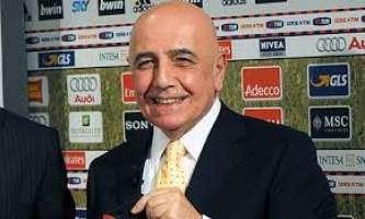 Adriano Galliani non si tocca - Galliani è il Milan