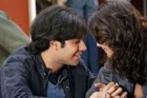 Marco ed Eva insieme  I Cesaroni