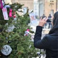 Salviamo l'albero dei sex toys di MySecretCase a Milano