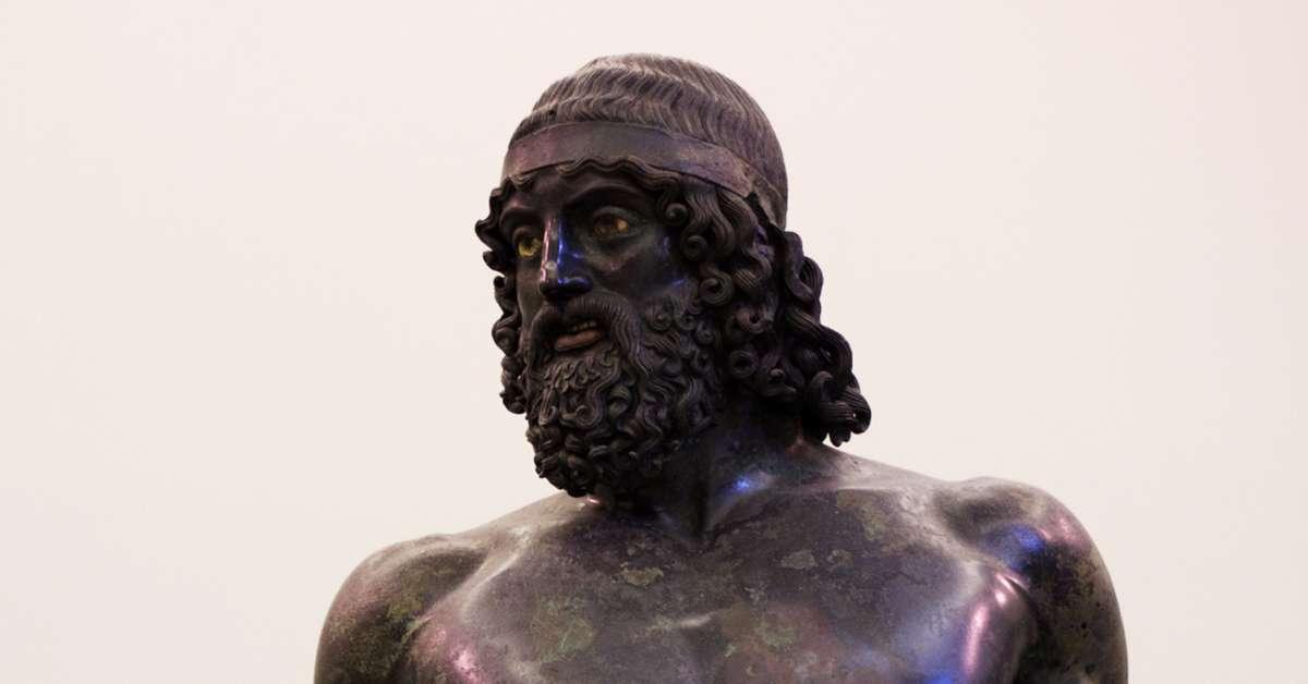 Proteggiamo i bronzi di Riace!