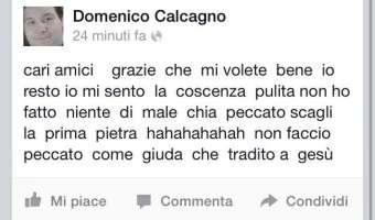 Domenico non ci lasciare
