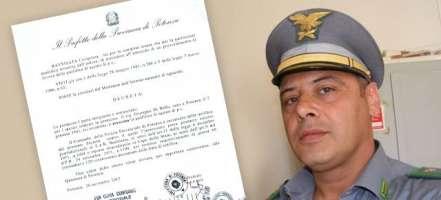 Giustizia per il tenente Giuseppe Di Bello!