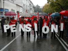 Riforma pensioni.