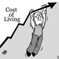 Il costo della vita è troppo alto rispetto ai salari medi