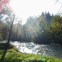 Per il ponte ciclopedonale sul fiume Lambro