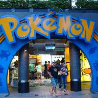 POKEMON CENTER ROMA!