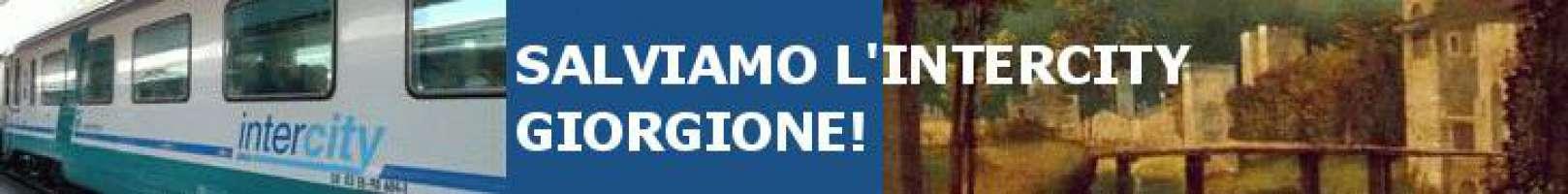 Salviamo l'Intercity Giorgione!