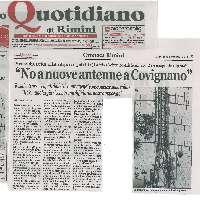 No a nuove antenne a Covignano !