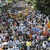 No alla marcia neo-fascista su Venezia