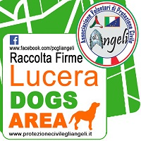 Area Dogs a Lucera