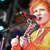 We want Ed Sheeran in Assago!